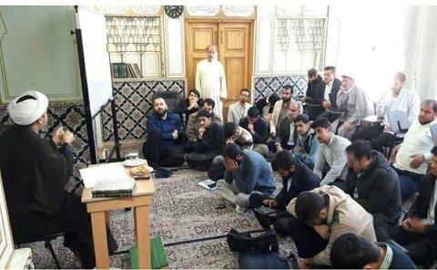 مدرسه علمیه قوام شیراز