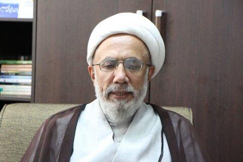 حجت الاسلام ناصر شکریان مدیرکل تبلیغات اسلامی مازندران