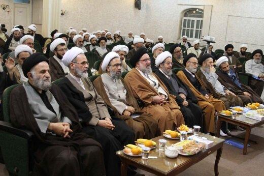 دومین نشست شورای عالی حوزه های علمیه با اساتید