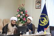 تصاویر/ نشست «آشنایی با فرآیندهای اجرایی زکات در حکومت اسلامی» در سازمان تبلیغات تهران