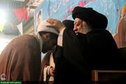 آیین عمامه گذاری طلاب مدرسه علمیه امام خامنهای اهواز برگزار شد