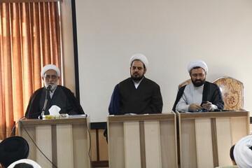 تصاویر/ گردهمایی معاونان تهذیب حوزه های علمیه در آمل