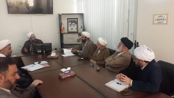 بیست و پنجمین نشست نهادهای حوزوی استان تهران برگزار شد+ عکس