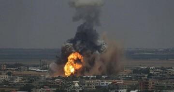 """""""حماس"""": جرائم الاحتلال عدوان صارخ على شعبنا ومقاومته"""