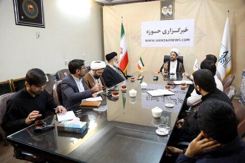 نشست نظریه نگهبانی از نظام اسلامی در خبرگزاری حوزه