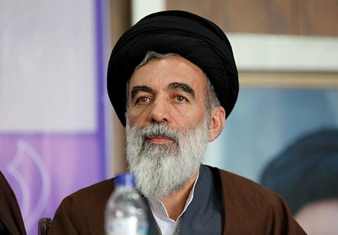 حجتالاسلاموالمسلمین سید احمد حسینی خراسانی