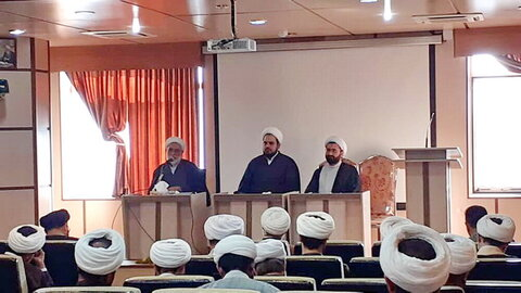 نشست معاونان تهذیب حوزه های استان ها در آمل