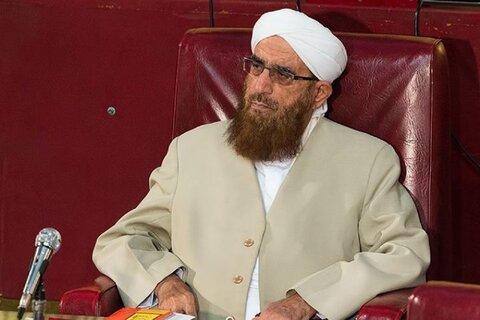 مولوی نذیر احمد سلامی - نماینده مردم سیستان و بلوچستان