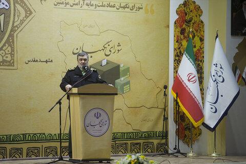 سردار اشتری در مشهد