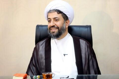 حجت الاسلام علی کشوری دبیر شورای راهبردی الگوی اسلامی پیشرفت