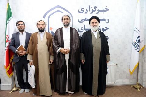 تصاویر/ نشست تخصصی «الگوی جدید نگهبانی از نظام بر اساس نظام مقایسه برای مقابله با هجوم اسناد بینالمللی به هویت شیعی» در خبرگزاری حوزه