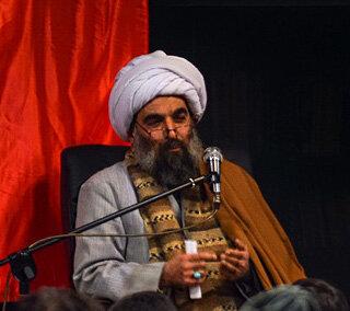حجت الاسلام محدی قایینی