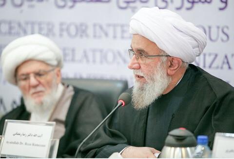 تصاویر/ یازدهمیندور گفتگوی دینی ایران و كليسای واتيكان