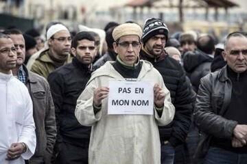 فرانسه در صدر فهرست حمله علیه مسلمانان قرار گرفت