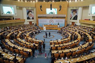 بالصور/ المؤتمر الدولي الثالث والثلاثون للوحدة الإسلامية بالعاصمة طهران