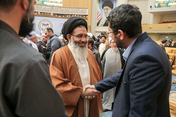 تصاویر/ سی و سومین کنفرانس بین المللی وحدت اسلامی -3