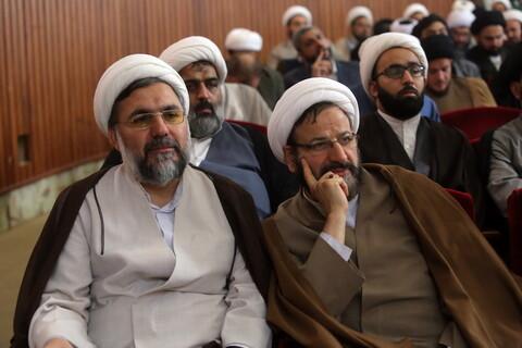 تصاویر/ آیین تکریم مبلغین جهادی اربعین