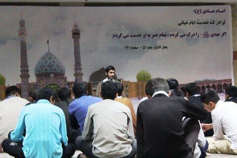 تصاویر/ برنامه های فرهنگی و مذهبی مدرسه علمیه قروه در هفته وحدت