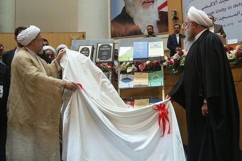 تصاویر/ سی و سومین کنفرانس بین المللی وحدت اسلامی -1