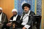 آیتالله مدرسی از علمای عراق تحت عمل جراحی قرار گرفت