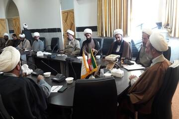 تصاویر/ سفر مسئول دفتر امور اجتماعی و سیاسی حوزه های علمیه به کرمانشاه