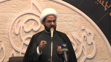Sheikh Daamoush: Hezbollah will support popular demands & confront US schemes simultaneously