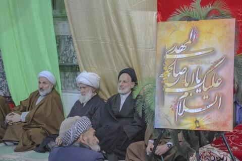 مراسم جشن میلاد پیامبر اکرم(ص) و امام جعفر صادق(ع) در مسجد امام حسین(ع) بیرجند