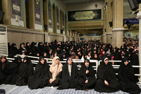 بالصور/ لقاء مسؤولي النظام وضيوف مؤتمر الوحدة الإسلامية