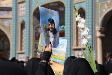 روایت همسر شهید ابراهیم رشید از یک عاشقانه آرام