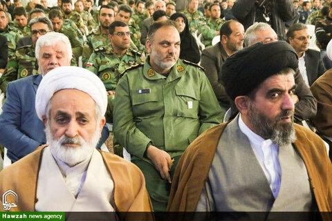 مراسم گرامیداشت 25 آبان روز مقاومت و ایثار اصفهان