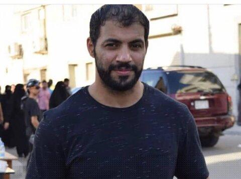 شهید حسین آل ربح جوان عربستانی