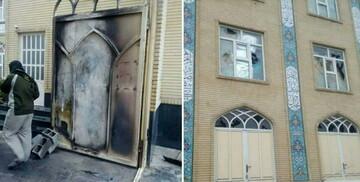 توضیح مدیریت حوزه خوزستان درباره یک اقدام آشوبگران