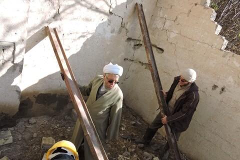 گروه جهادی مدرسه علمیه سالار شهیدان تبریز