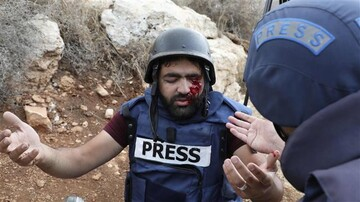 Israel deliberately targets Palestinian journalists to cover up its crimes: Hamas