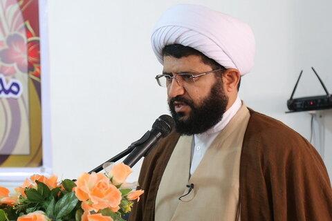 حجت الاسلام جوکار- امام جمعه شهر قدس