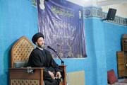 تصاویر/ جلسه درس اخلاق در مدرسه علمیه مروی تهران
