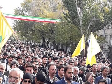 مردم همدان فردا در دفاع از انقلاب به میدان می آیند