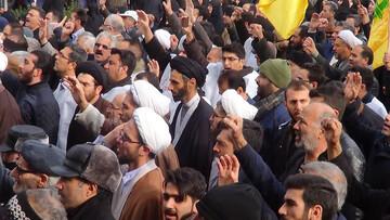 دعوت بسیج اساتید حوزه علمیه قم به راهپیمایی علیه آشوبگران