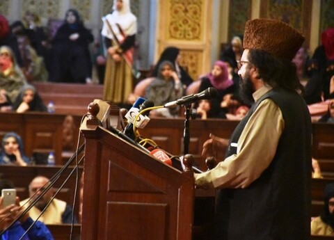 تصاویر/ کنفرانس وحدت اسلامی در لاهور