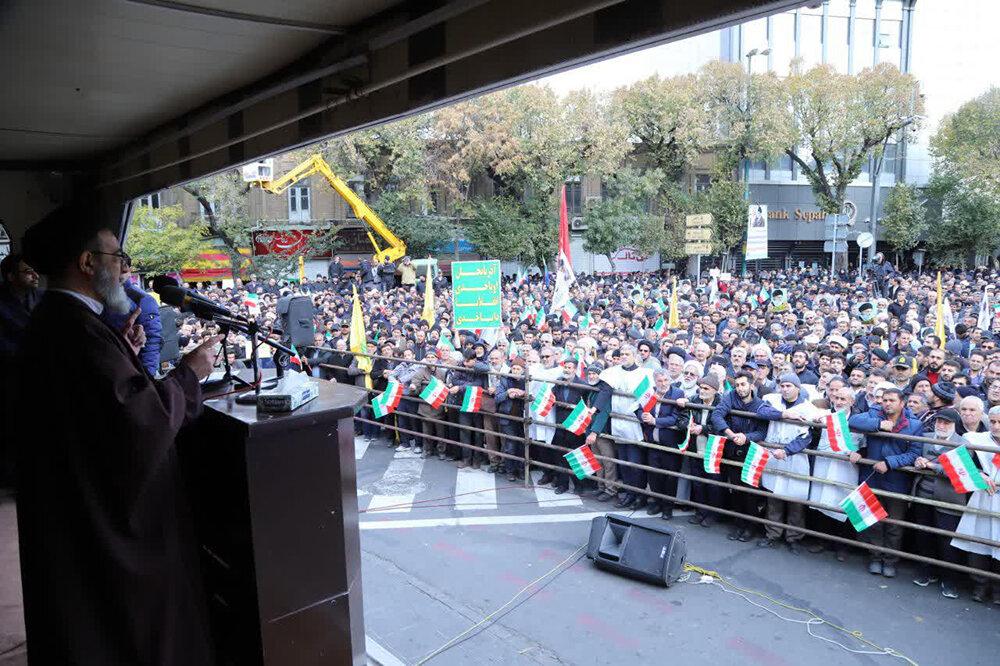 امنیت مردم، خط قرمز آذربایجانی هاست/ دولت بر بازار و قیمت ها نظارت قوی داشته باشد