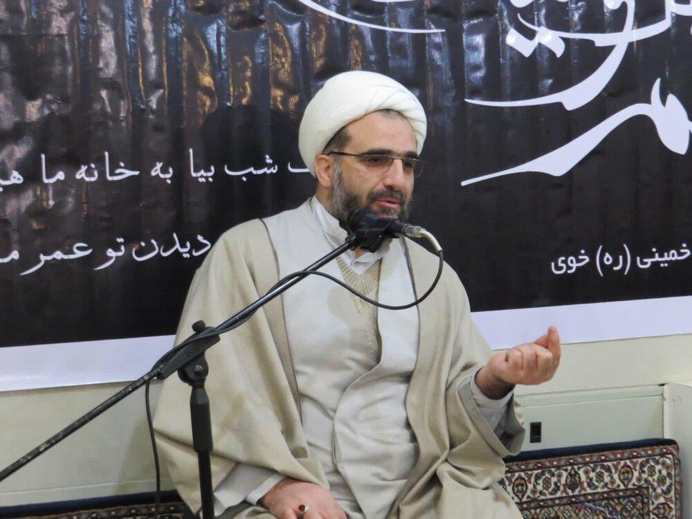 حجت الاسلام اکبری خوی