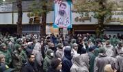 فیلم| تشییع پیکر دو شهید مدافع امنیت در ملارد و شهریار