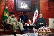 ہم شیعہ و سنی کے درمیان فرق کے قائل نہیں/ ایران کی توجہ امت مسلمہ پر ہے،جنرل سلامی