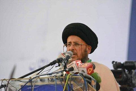 رئیس شورای علمای شیعه پنجاب انتخاب پاکستان