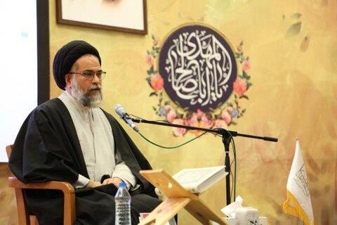 حجت الاسلام و المسلمین مدنی