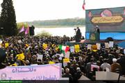 فیلم/ دیدگاه های مردم اصفهان در اجتماع حمایت از اقتدار و امنیت کشور