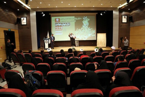 تصاویر/ مراسم برزگداشت مقام کتابدار و تجلیل از خادمان عرصه کتابخوانی در قم
