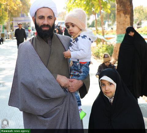 اجتماع عظیم مردم اصفهان در محکومیت اغتشاشگران