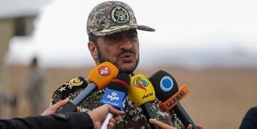 فرمانده نیروی پدافند هوایی ارتش: دشمنان را از کرده خود پشیمان میکنیم
