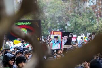راهپیمایی بزرگ حمایت از امنیت و اقتدار در سنندج برگزار می گردد